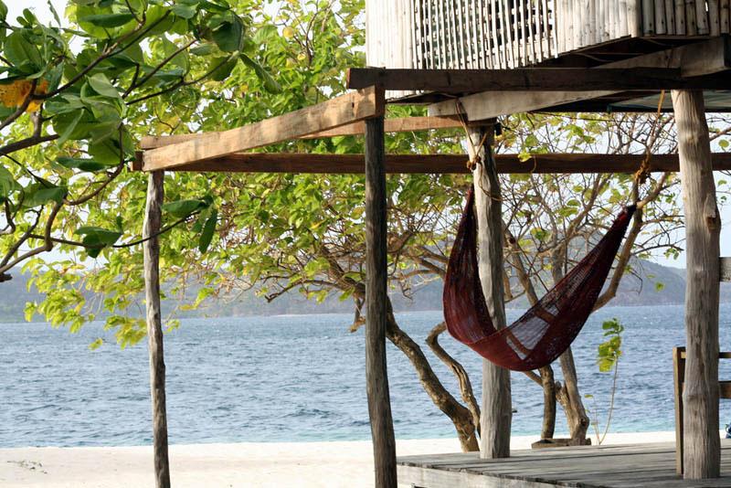 25 місць ідеальних для того, щоб полежати в гамаку (Палаван, Західні Вісайі, Філіппіни. )