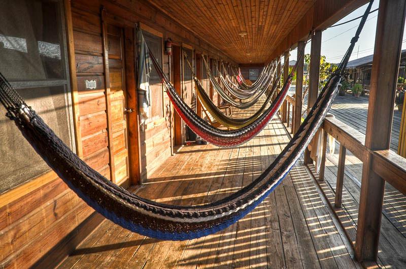 25 місць ідеальних для того, щоб полежати в гамаку (Крос Крик, Утіла, Гондурас. )