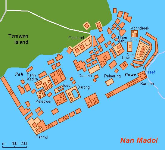 Таємниця стародавнього кам'яного міста Нан Мадол (9)