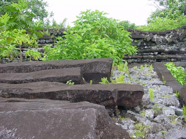 Таємниця стародавнього кам'яного міста Нан Мадол (8)