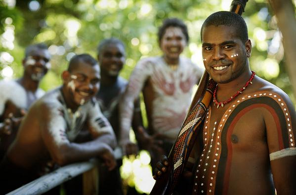 Все просто на острові Тромбріан, що поруч з Новою Гвінеєю.