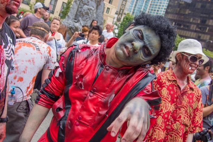Zombie Walk 2012 в Ванкувері (15 фото) (4)