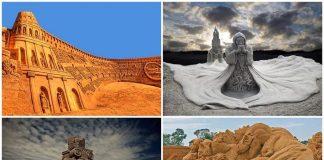 20 чудових піщаних скульптур (20 фото)