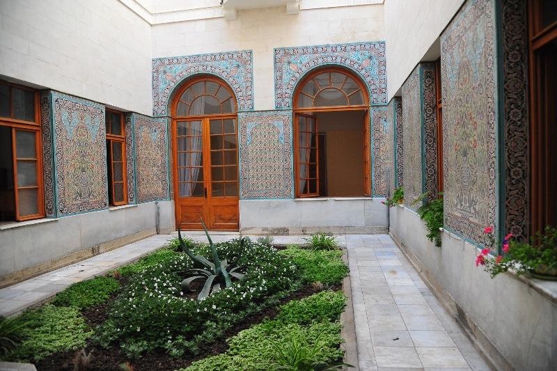 Арабський дворик  фото: Buba36