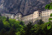 Монастир Сумела Панагія (1)