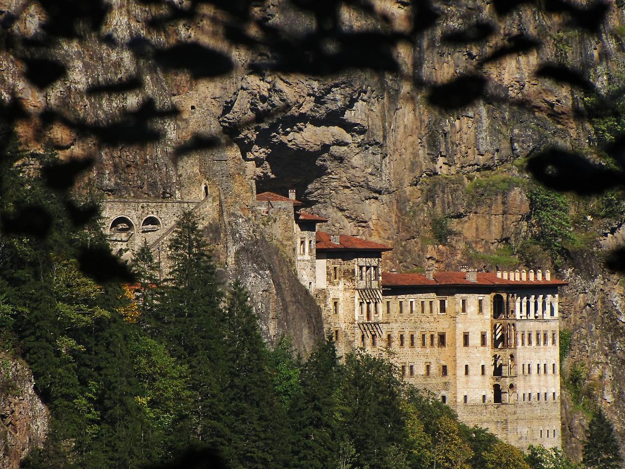 Монастир Сумела Панагія (8)