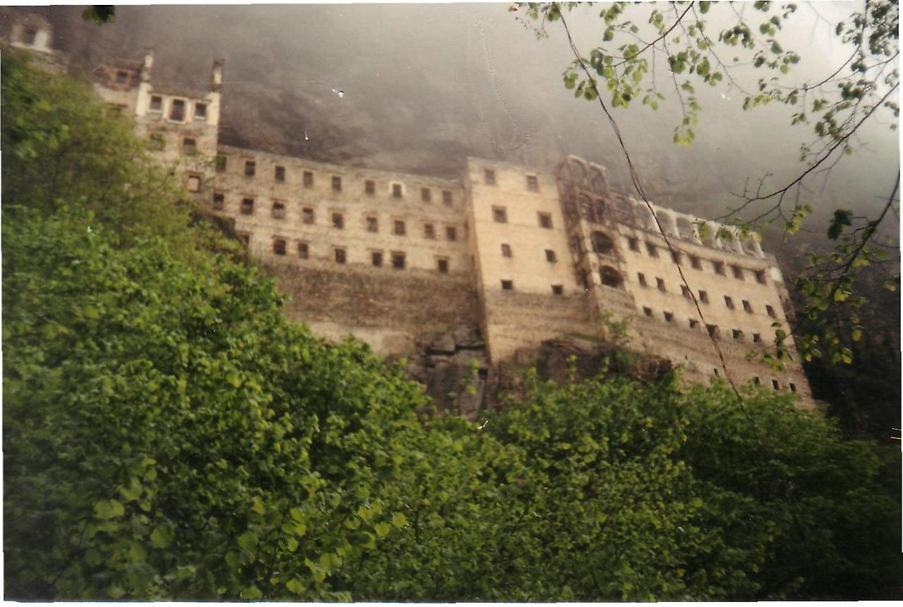 Монастир Сумела Панагія (2)