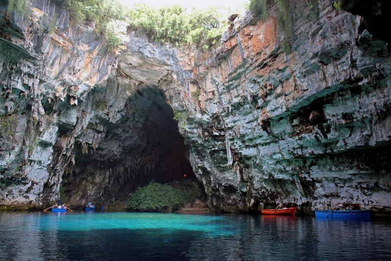Печера Меліссані (8 фото) (3)