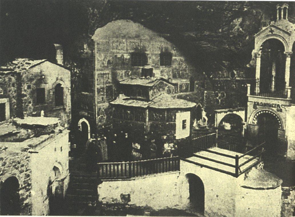 Монастир Сумела Панагія (3)