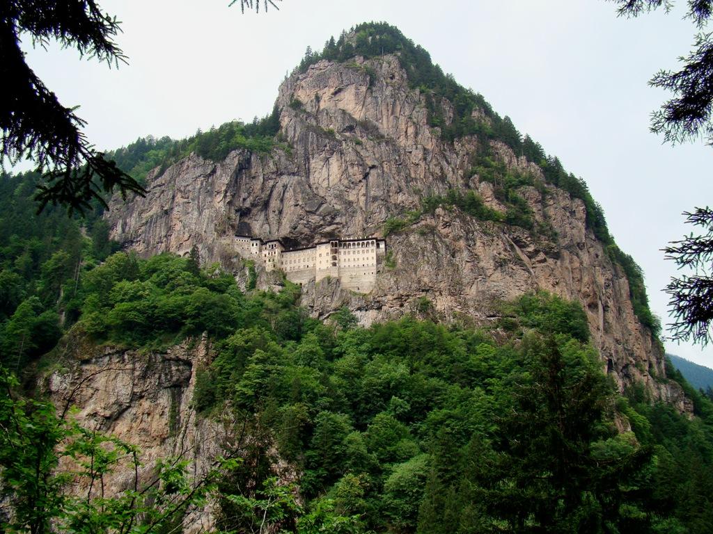 Монастир Сумела Панагія (4)