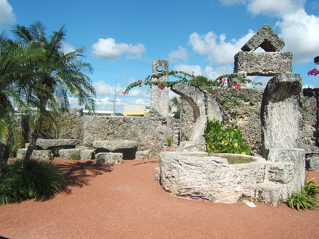Кораловий замок у Флориді і його таємниця (2)