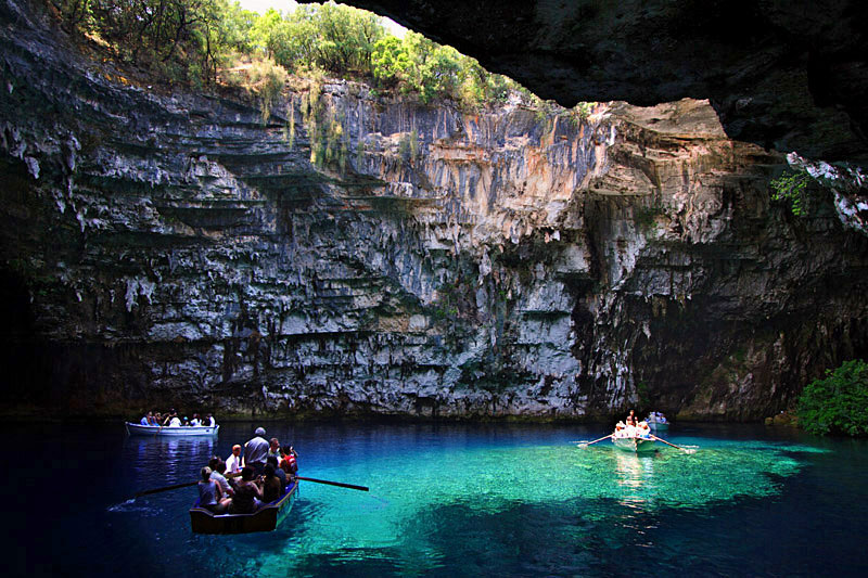 Печера Меліссані (8 фото) (7)