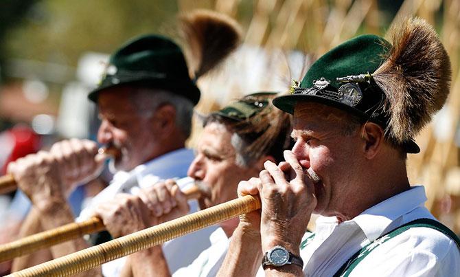 Фестиваль альпійських рогів (4)