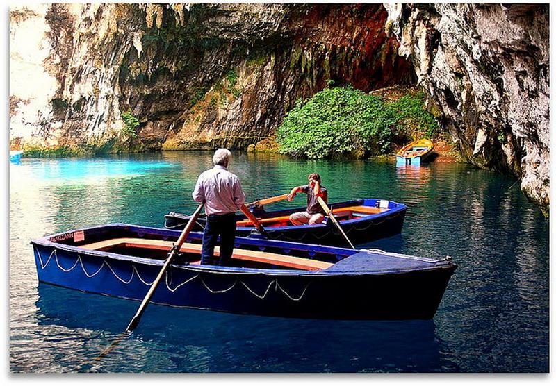 Печера Меліссані (8 фото) (5)
