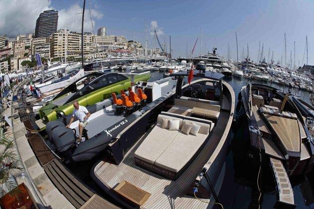 В Монако відкрилось яхт-шоу (2)