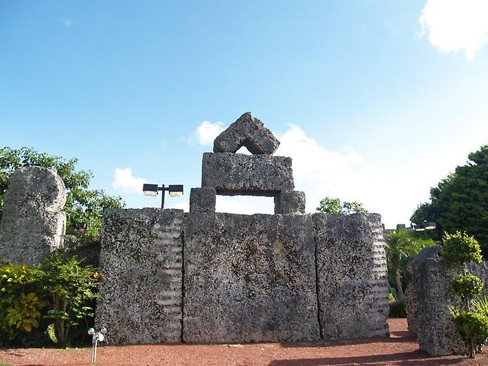Кораловий замок у Флориді і його таємниця (4)