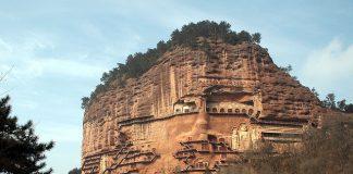 Печери Майцзішань. Скарб Китаю (1)