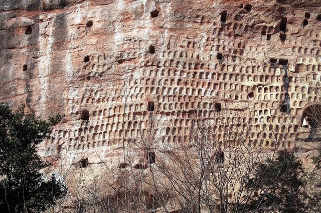 Печери Майцзішань. Скарб Китаю (9)