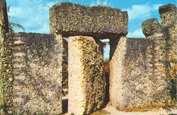 Кораловий замок у Флориді і його таємниця (6)