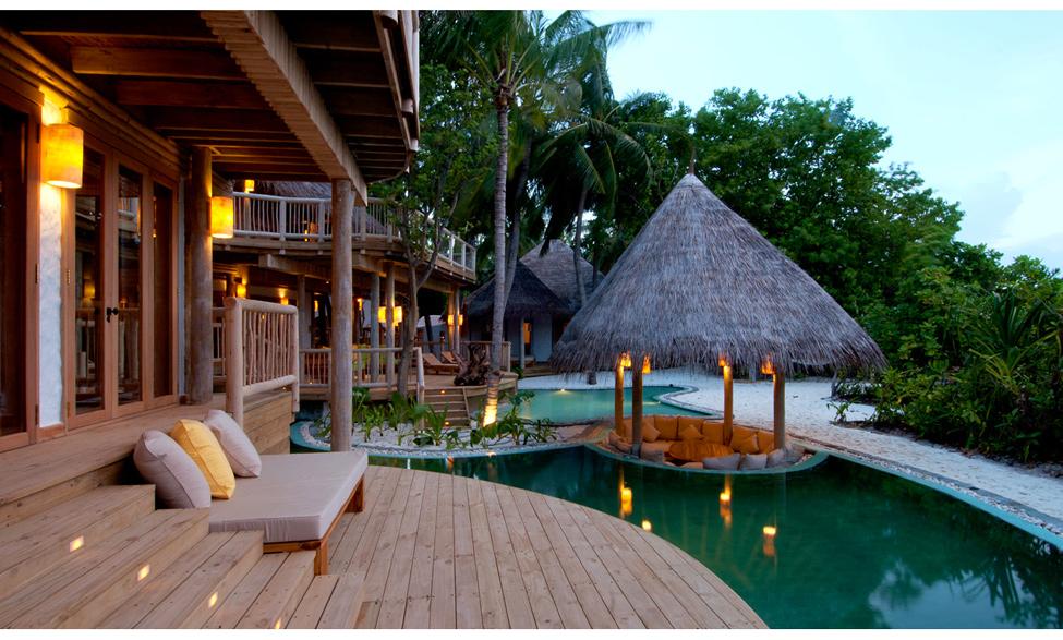 Готель Soneva Fushi на Мальдівах (7)