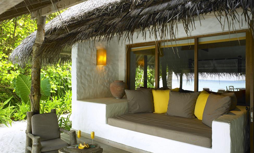 Готель Soneva Fushi на Мальдівах (10)