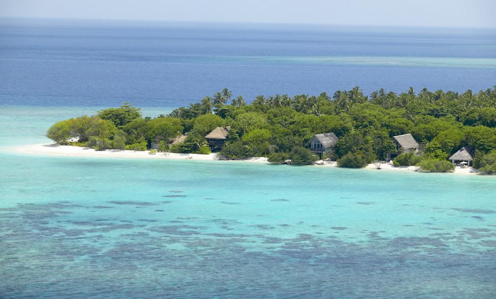 Готель Soneva Fushi на Мальдівах (1)