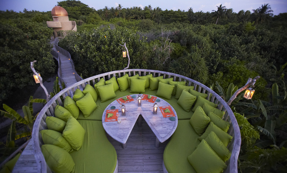 Готель Soneva Fushi на Мальдівах (17)
