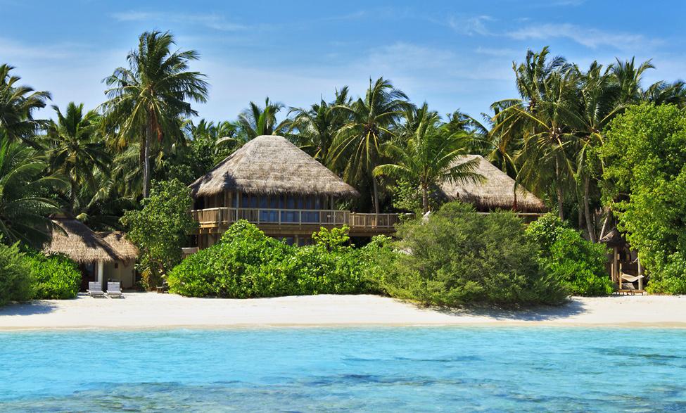 Готель Soneva Fushi на Мальдівах (2)