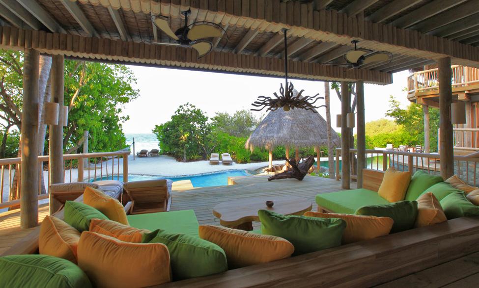 Готель Soneva Fushi на Мальдівах (3)