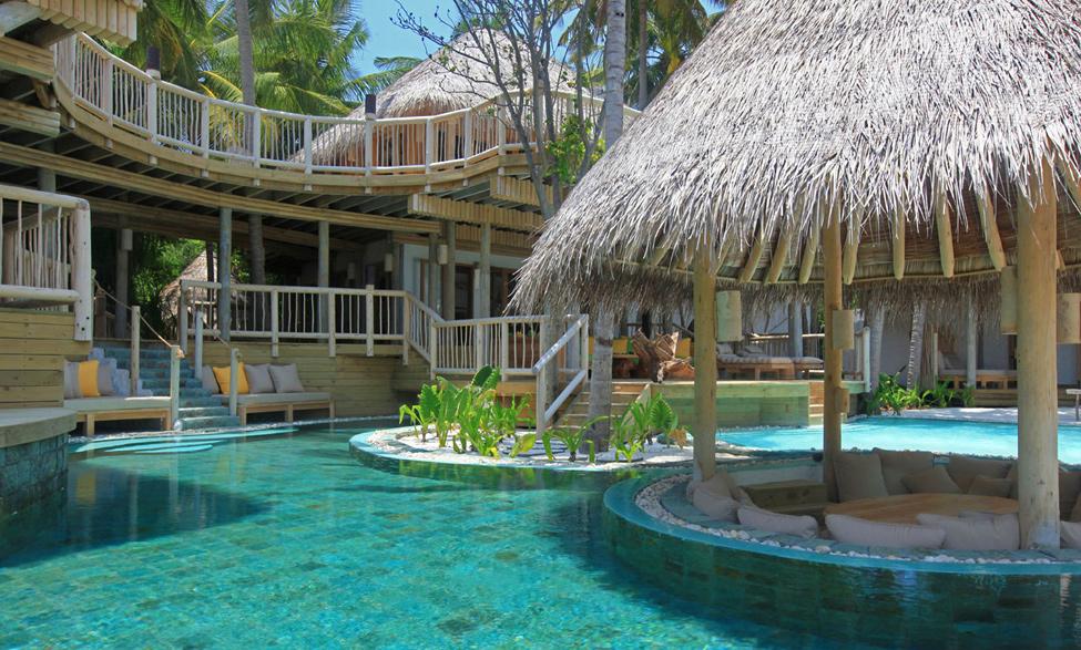 Готель Soneva Fushi на Мальдівах (4)