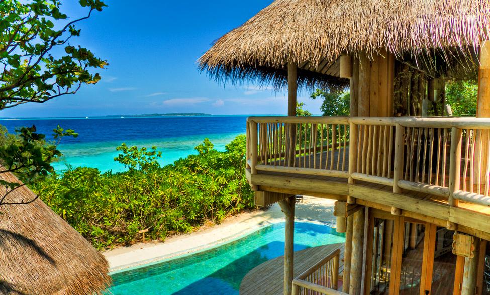 Готель Soneva Fushi на Мальдівах (5)