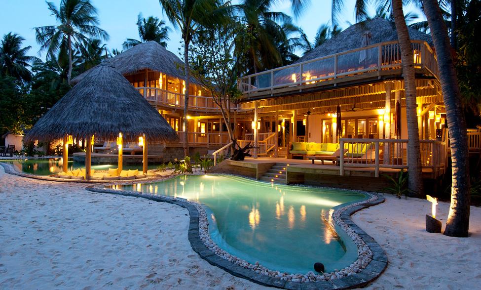 Готель Soneva Fushi на Мальдівах (6)