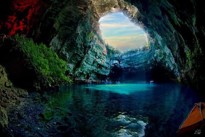 Печера Меліссані (8 фото) (1)