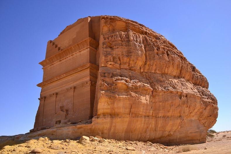 Мадаїн-Саліх і доісламська цивілізація (10)