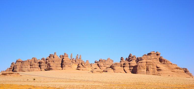 Мадаїн-Саліх і доісламська цивілізація (1)