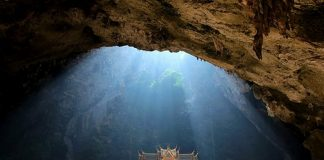 Печерний павільйон Кхао Сам Рой Ет (9)