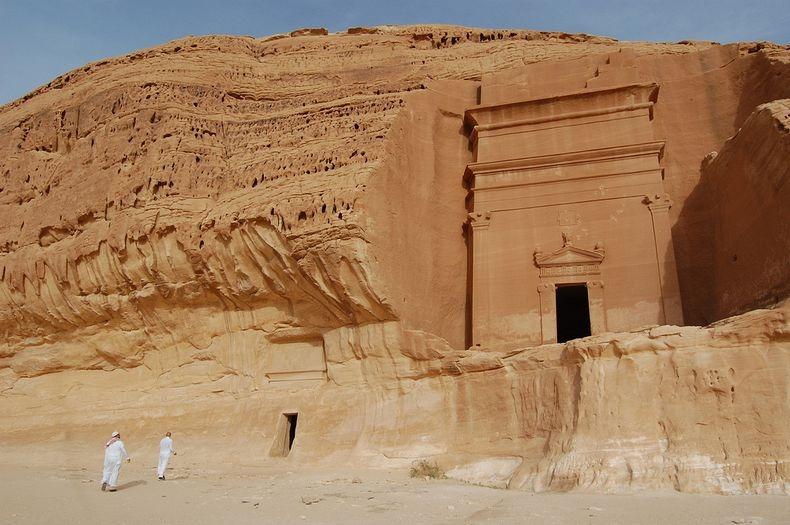 Мадаїн-Саліх і доісламська цивілізація (9)