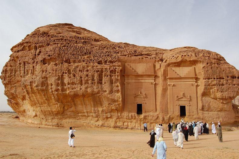 Мадаїн-Саліх і доісламська цивілізація (8)