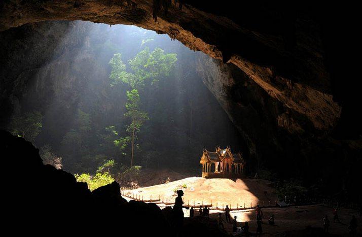 Печерний павільйон Кхао Сам Рой Ет (3)