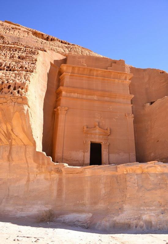 Мадаїн-Саліх і доісламська цивілізація (7)
