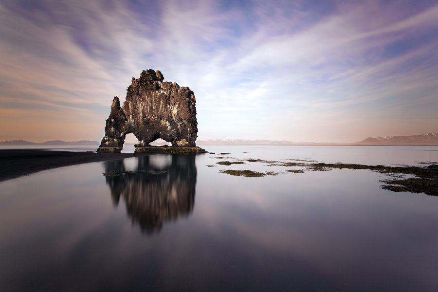 Містична скеля Хвітсеркур (Hvitserkur) (3)