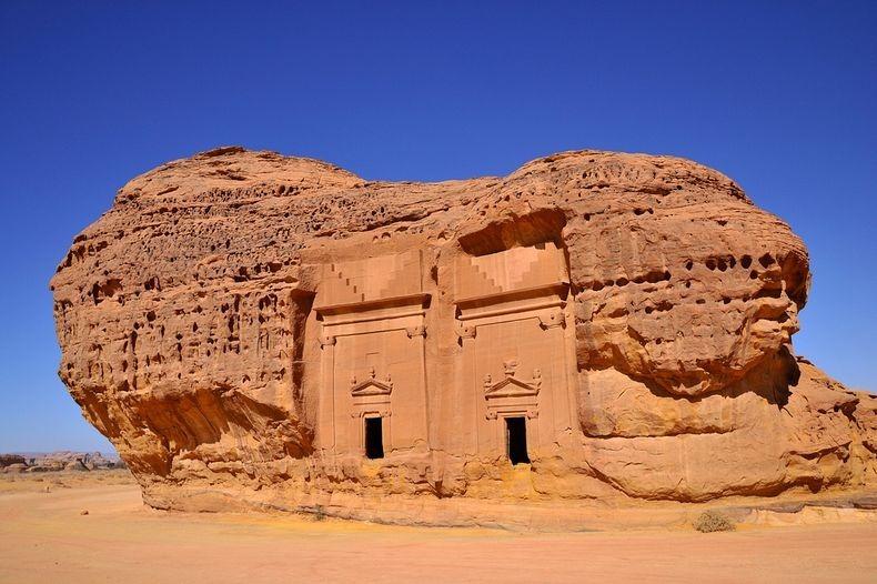 Мадаїн-Саліх і доісламська цивілізація (6)