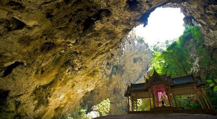 Печерний павільйон Кхао Сам Рой Ет (5)