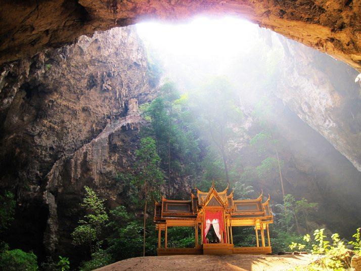 Печерний павільйон Кхао Сам Рой Ет (6)