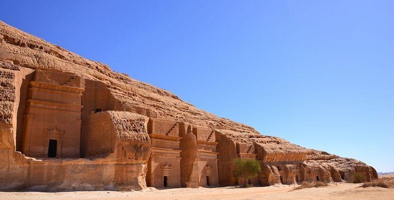 Мадаїн-Саліх і доісламська цивілізація (2)