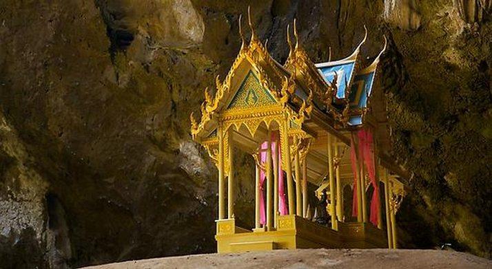 Печерний павільйон Кхао Сам Рой Ет (8)