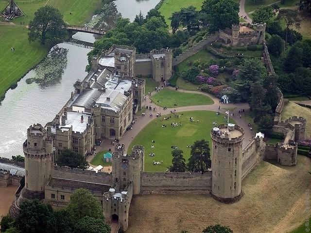 Уорікський замок (Warwick Castle), Англія. (6)
