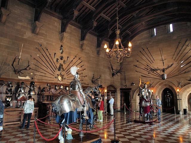 Уорікський замок (Warwick Castle), Англія. (10)