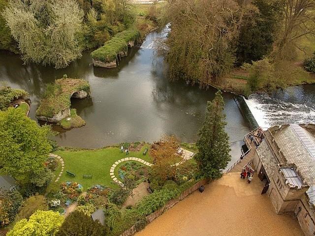 Уорікський замок (Warwick Castle), Англія. (9)