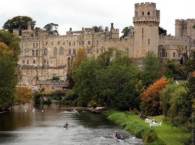 Уорікський замок (Warwick Castle), Англія. (2)